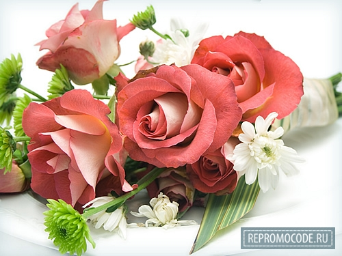 скидки покупку цветов онлайн